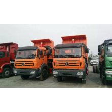 Beiben 6X4 25t ~ 30 Toneladas Volquete Dumper Trucks para Transporte