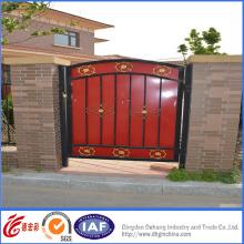 Porta de proteção de alta qualidade decorativa simples