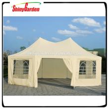 Pop up Hochzeit Party Zelte mit Fenster Garten im freien regendicht Stoff Pavillon