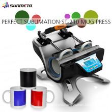2015 New Double Station Mug Heat Press Sublimation Machine