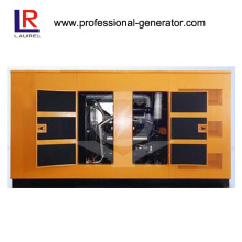 280kw Soundproof Diesel Generator with 6 Cylinders
