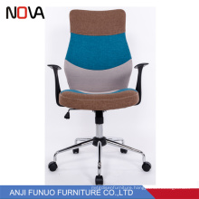 Best price colorful fabric high back racing style office chair for sale