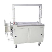 Semi Automatic Carton Sealing Machine Strap Sealing Machinery