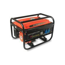 Gerador portátil de gasolina de 2,5 kVA