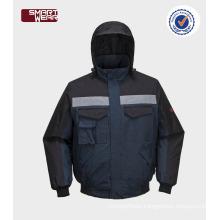 Workwear winter pilot jackets by China manufactory