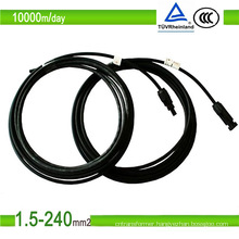 4mm2 Solar PV Connector Cable for Mc4