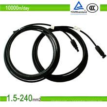 Соединительный кабель для солнечных панелей 4 мм2 для Mc4