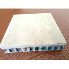 Paneles compuestos de nido de abeja de cerámica para la decoración de la pared