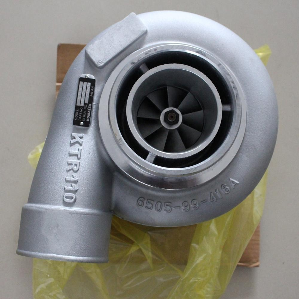 Pc300 5 Turbocharger 6222 81 8210 Excavator Engine Turbocharger