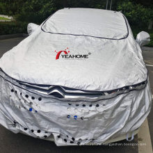 Good Breathable Light Hail Protective Cover Silver Car Cover Car Decoration Anti-UV Water-Proof