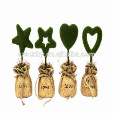 petrified wood home decor merry christmas letter hanging decoration