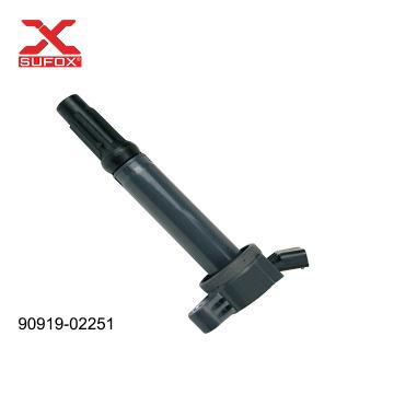 90919-02251 Ignition Coil for Toyota Venza 4 Runner Highlander Japan Car Parts