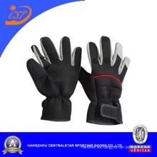 Guantes para exteriores de neopreno plegado dedo de moda (67851)
