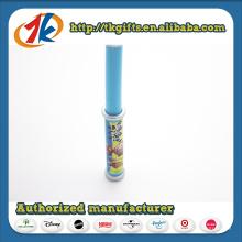 Brinquedos de telescópios de brinquedo monocular de plástico para crianças