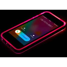 2015 новейшие светодиодные вспышки освещение сотовый телефон случае для iPhone 6