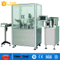 5-50ml Automatic Perfume Bottle Filling Capping And Labeling Machine