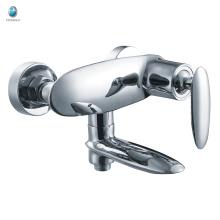 UPC baignoire robinet en laiton chromé douche mitigeur douche prix
