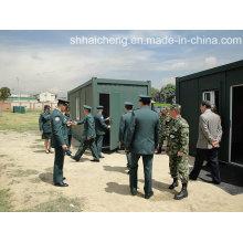 Camp militaire de l'ISO / Hébergement militaire / Base militaire (shs-mc-military001)