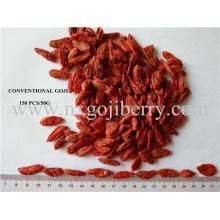 Proveedor seco de fruta de bayas de Goji