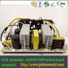 La fabrication d'Assemblée de carte PCB a motorisé le système d'ascenseur de couverture de station thermale pour le service d'OEM, fournisseur d'alimentation PCBA GW-60A