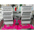 Computer Embroidery Machine with 2 head 12 needles for sales