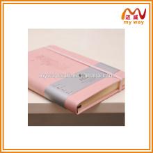 Livro de notas de papelaria com alta qualidade para atacado