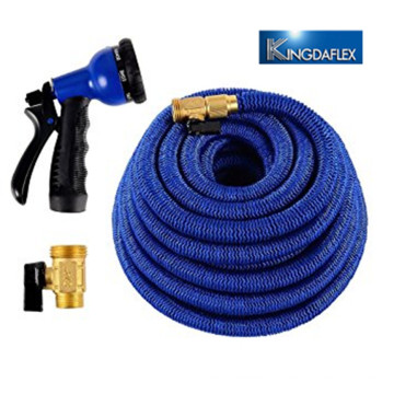 Expandable Flexible Garden Water Hose / Spray Nozzle water hose