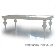 Modern Wood Folding Dining Table