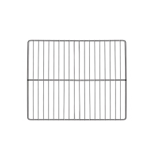 Disportable instant bbq grill stainless steel wire net