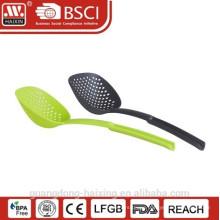 plastic slotted spoon