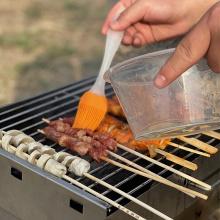Non-Stick Rectangle Barbecue Grill Wire BBQ Grill Mesh