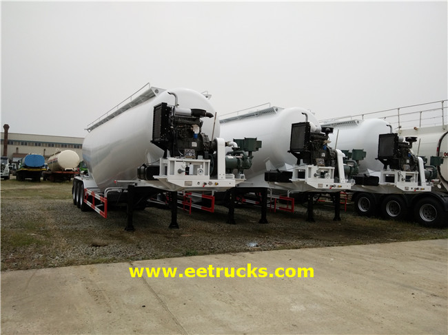 Bulk Powder Trailers