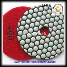 Алмазные гибкие сухой полировальником для мрамора гранита