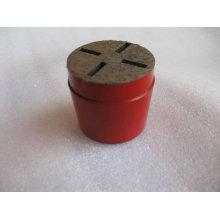 50 mm Diameter Concrete Floor Sanding and Polishing
