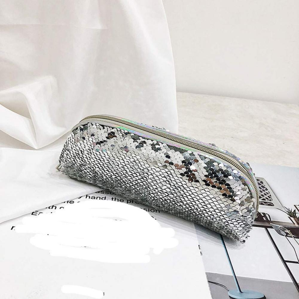 Color Changing Sequin Pencil Case 1