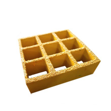 Factory Price Smooth Surface Fiberglass Reinforced Plastic Grating