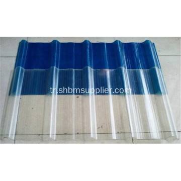 DEMİR TAÇ FRP SUNLIGHT SHEET