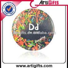 Metal cheap diy button badge
