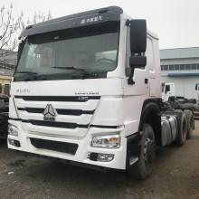 Мощная головка грузовика 420HP HOWO