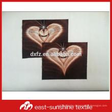 personalized bulk custom print microfiber polishing cloth