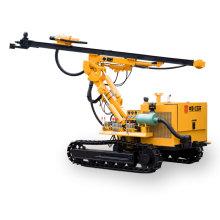 Hongwuhuan HC726A diesel rock crawler drilling rig