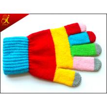 Adulto invierno guantes de pantalla táctil