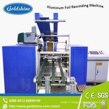 Fabrication de machine de petit pain de feuille d'aluminium de film de PE / PVC avec Ce / OIN