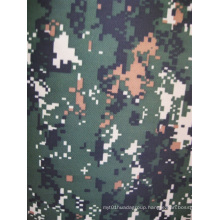 Fy-DC03 Digital Camouflage Printing 600d Oxford Polyester Fabric