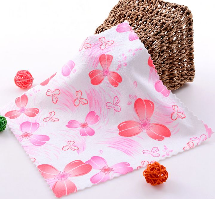 Repeated Patterns Baby Towels