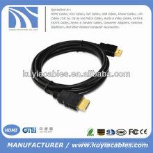 1.8m ВЫСОКОСКОРОСТНОЙ HDMI кабель 1.3 Позолоченные.