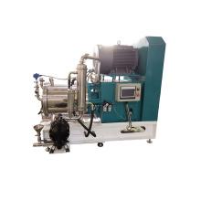 Máquina para fabricar pigmentos de molino de arena de plaguicidas tipo disco