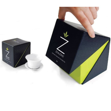 Heteromorphism Tea Box Jewelry Box Cosmetic Box