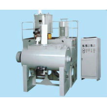 FT Horizontal plastic material mixing machine