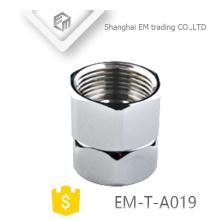 EM-T-A019 accesorio sanitario grifo de galvanoplastia unión rápida